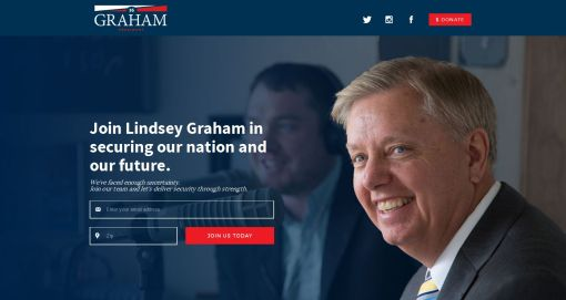 Lindsey Graham for President 2016